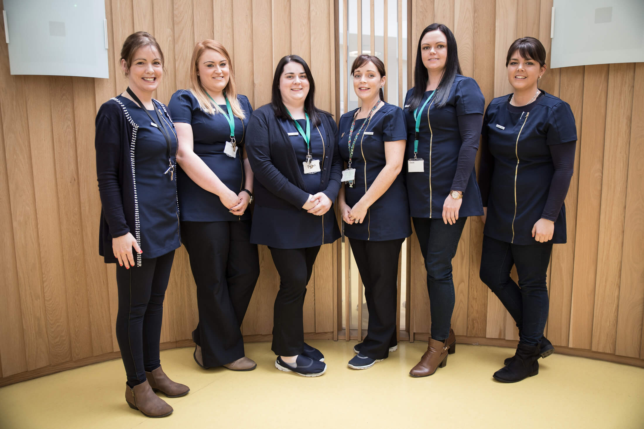 Scally, McDaid, Roarty Medical Practice Staff